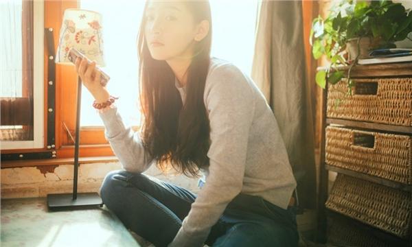 Sunshine girl阳光写真  清纯俏皮女生的甜美笑容