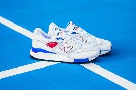New Balance 2016年998红白蓝配色鞋款