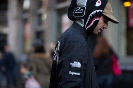 2016秋冬伦敦时装周街拍炙热人气单品
