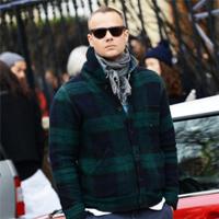 2014巴黎时装周外场潮男街拍第五季