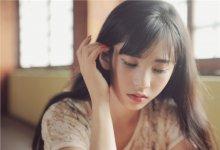 忧郁美女图片 忧郁另类的迷人魅力