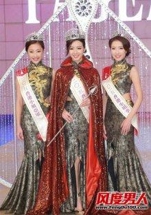 2015香港小姐冠军资料和照片 背景揭秘(图)