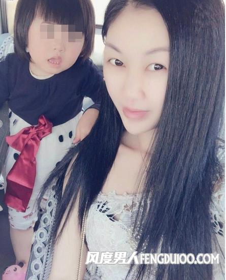嫩模和女儿