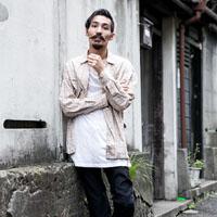 秋季原宿潮男街拍 24岁店员打扮