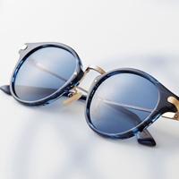 日本眼镜品牌ayame复古的「GENERAL」太阳眼镜