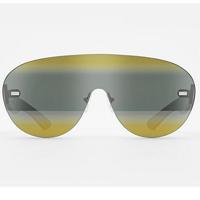 眼镜品牌 SUPER by RETROSUPERFUTURE 无框设计太阳镜