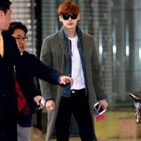 2015韩国长腿男神明星最新街拍搭配