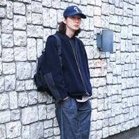 23岁日本潮男五月天的原宿街拍