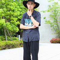 2014夏季20岁原宿学生街拍