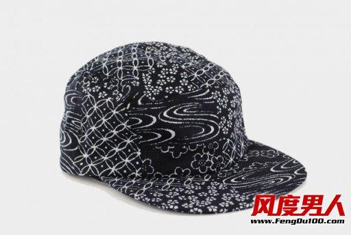夏季品牌发布的男士帽子 海边出游渔夫帽
