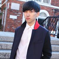 2014春天原宿19岁学生潮男街拍