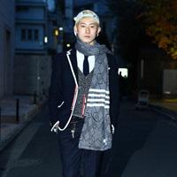 2014年最新的潮男原宿街拍图片