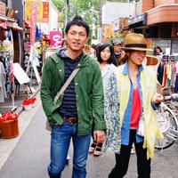 日本男人秋天最新街拍搭配可借鉴
