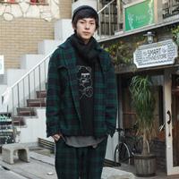 日本冬季潮男街拍搭配 原宿潮男搭配