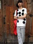 日本型男街拍 个性独特时尚品味