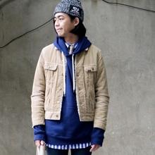 2015潮男冬季衣服混搭街拍 层次感穿着