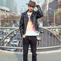 北京潮男品牌主理人穿衣搭配街拍