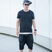 27岁潮男时尚编辑的夏季街拍