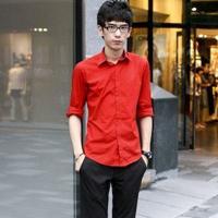 夏季中国潮男街拍 街头的潮流先驱男人