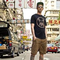 香港街牌Subcrew春夏男装造型搭配