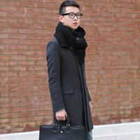 上海潮流男生街拍 衣服搭配细节