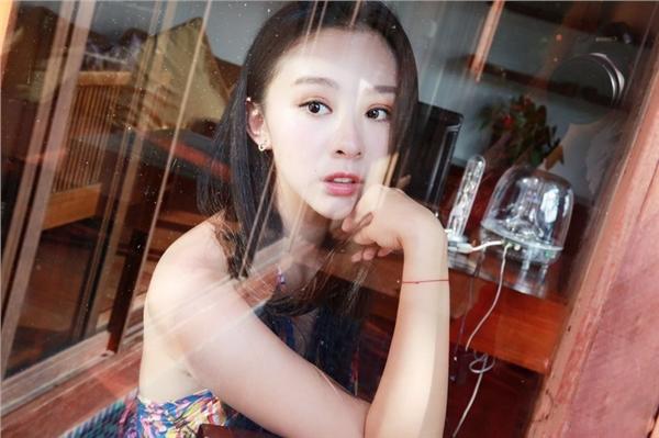 清纯美女姜析源度假写真图片 蜂腰翘臀曲线玲珑魅惑十足