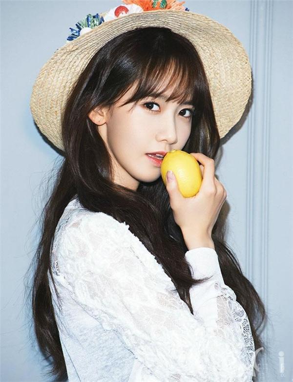 少女时代林允儿最新时尚写真 时尚潮搭率领韩流