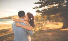 邓家佳秀恩爱婚纱照 澳洲举行婚礼