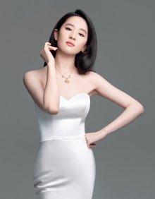 神仙姐姐刘亦菲成熟大气写真图片