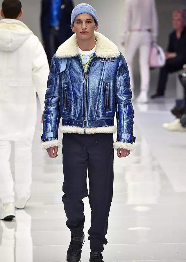 2016秋冬男装流行款式和时尚元素 秀场品牌瞭望