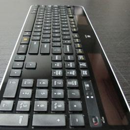 罗技推出Mac版太阳能无线键盘