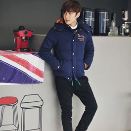 冬季潮男棉衣外套如何选择保暖有型