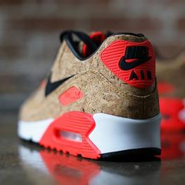 """耐克新款男鞋 LeBron 10 """"Cork"""" 软木配色"""